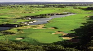 Smurfit Course 7th signature hole